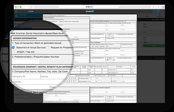 Invoicing & E-Claims